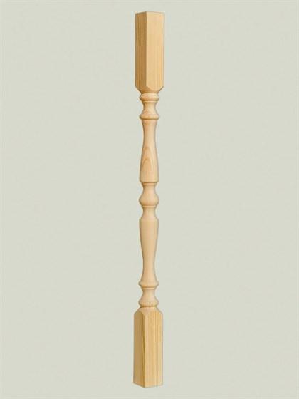 Балясина деревянная Симметрия - 50x50 Сорт A - фото 4497