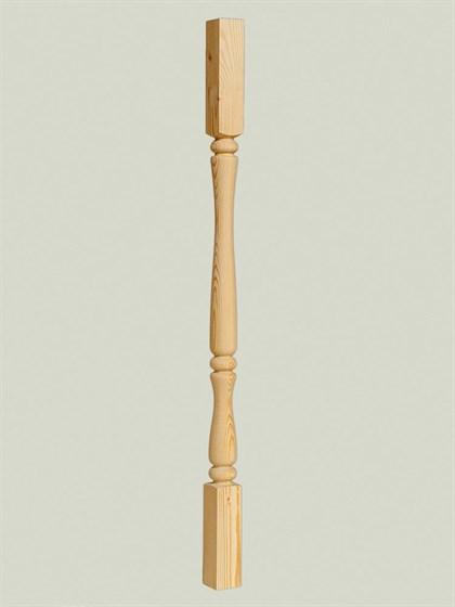Балясина деревянная Англия - 45x45 Сорт AB - фото 4775