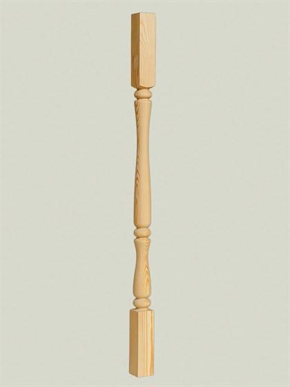 Балясина деревянная Англия - 60x60 Сорт A - фото 4866