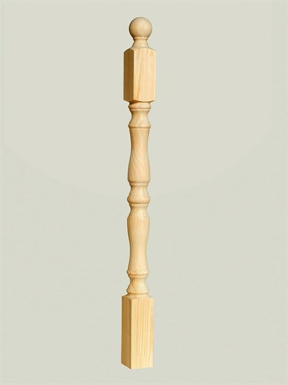 Столб Симметрия - 90х90 Сорт A - фото 5277