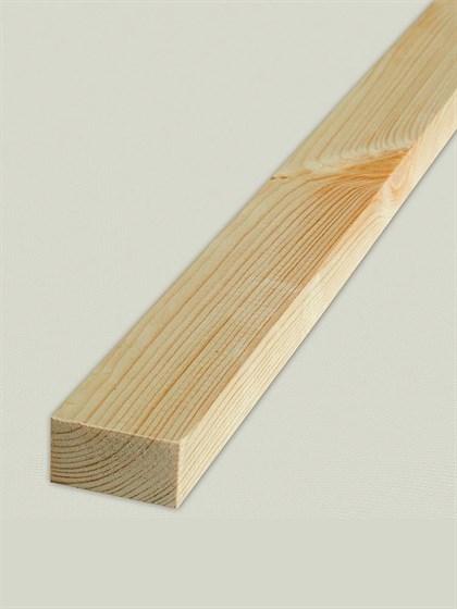Рейка деревянная 2500x20х10 - фото 6245