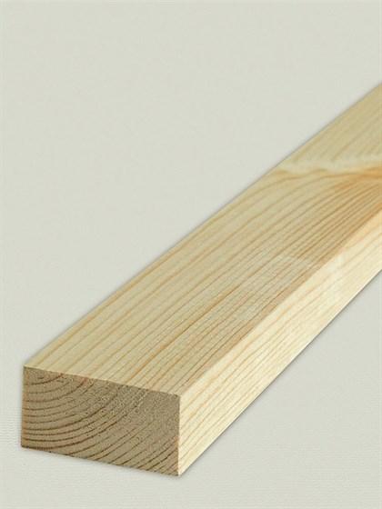 Рейка деревянная 2500x50х10 - фото 6295