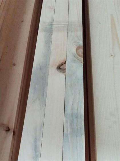 Рейка деревянная 2500x40х20 сорт 2 - фото 7608