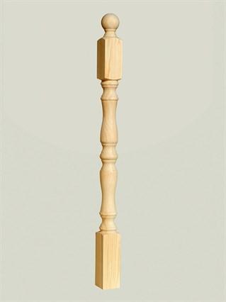 Столб Симметрия - 80х80 Сорт A
