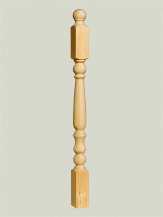 Столб Яблоко - 80х80 Сорт A