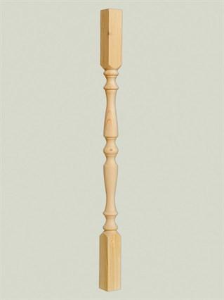 Балясина из дерева Симметрия - 50x50 Сорт AB