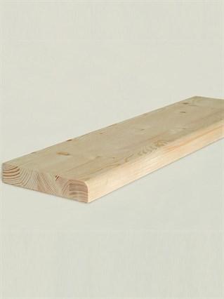 Ступени деревянные 1200x300x40