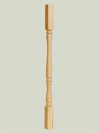 Балясина деревянная Англия - 60x60 Сорт A