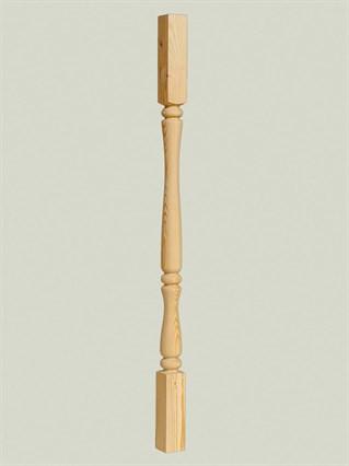 Балясина деревянная Англия - 50x50 Сорт AB