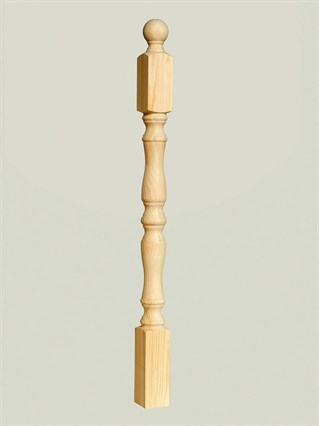 Столб Симметрия - 90х90 Сорт A